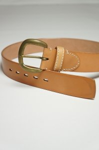 BELT 2  40mm(NATURAL)