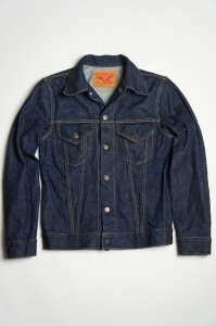 DX403XX 3rd DENIM JACKET