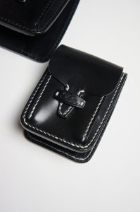 SHORT WALLET(BLACK)