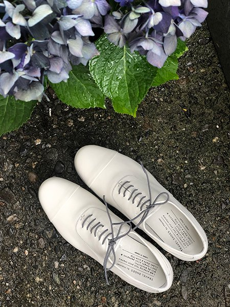TRAVEL SHOES TR-001 ホワイト
