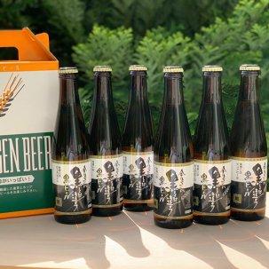 地ビール黒スタウト6本セット(クール便送料込)