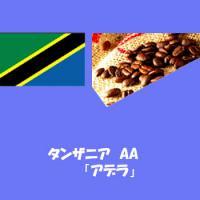 タンザニア AA  アデラ