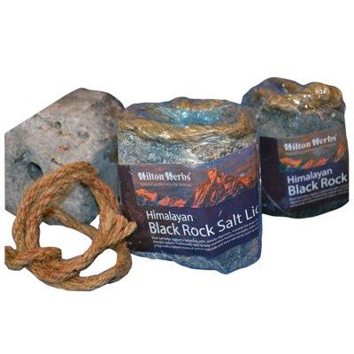 ブラックソルト(Himalayan Salt Licks)  約1kg