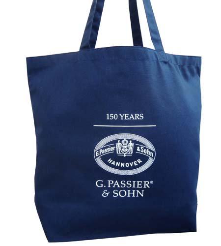 PASSIER 150th ラージトートバッグ
