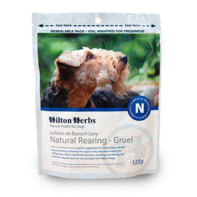 Hilton Herbs NRグリュエル(Natural Rearing Gruel)