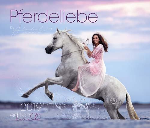 BOISELLE カレンダー2019 Mサイズ Pferdeliebe