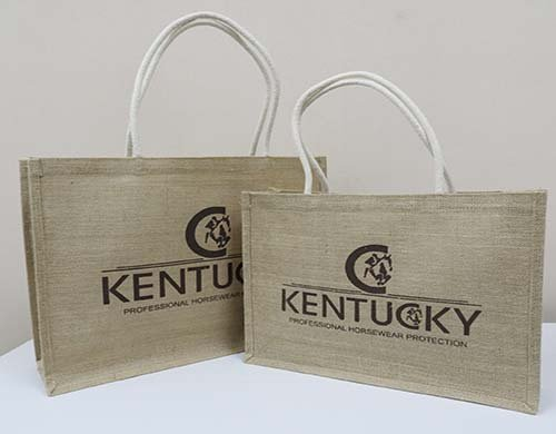 KENTUCKY    Jute Bag