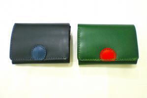 ちょっと財布(三つ折り財布)