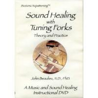 【メール便対象】tf-32 Sound Healing with Tuning Forks DVD