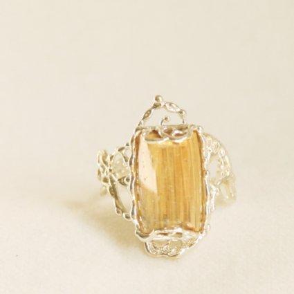 galbe imprevu (quartz rutil)
