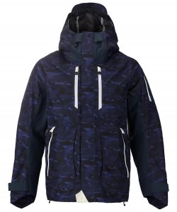 BURTON THIRTEEN<br>PIXTON JACKET(clowd camo)