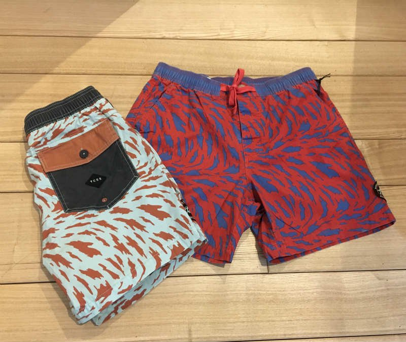 17'SP!【TCSS】(ティーシエスエス)SHAPERS16`TRUNK メンズショーツ