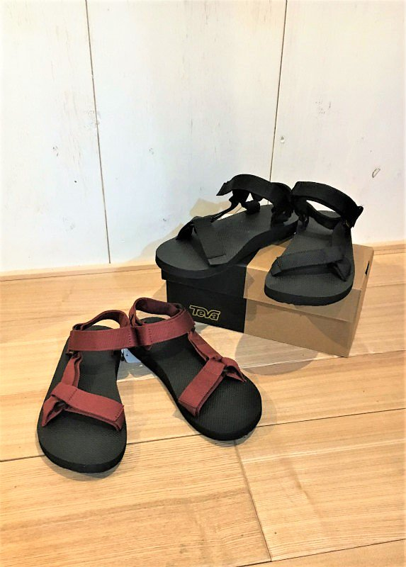 30%off! 【Teva】M ORIGINAL UNIVERSAL - URBAN BLACK BLK 1004010 テバ サンダル