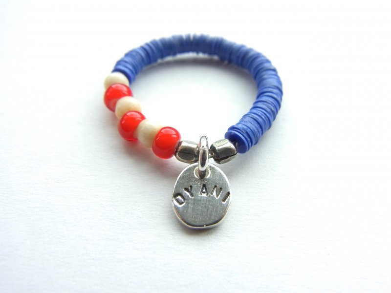 【DYANI】(ディアニ) COLORS USA Beads Ring