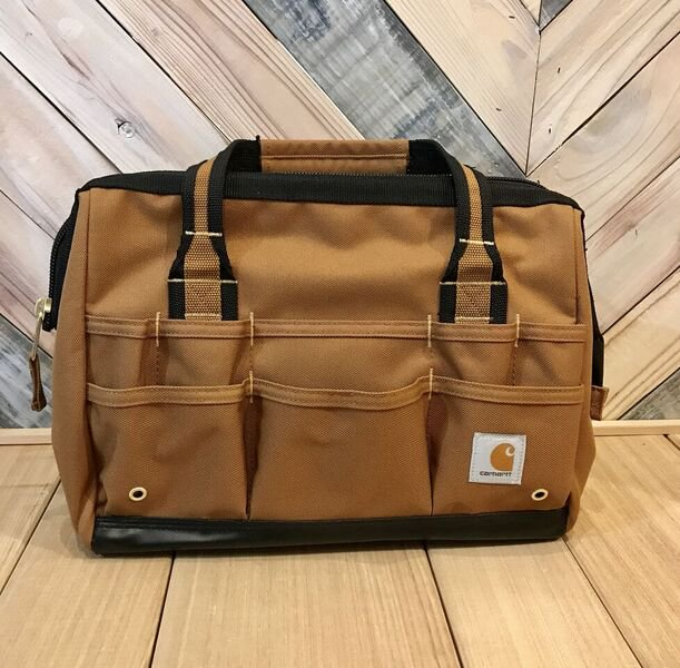 【Carhartt】(カーハート)100151 Black Brown Legacy 14