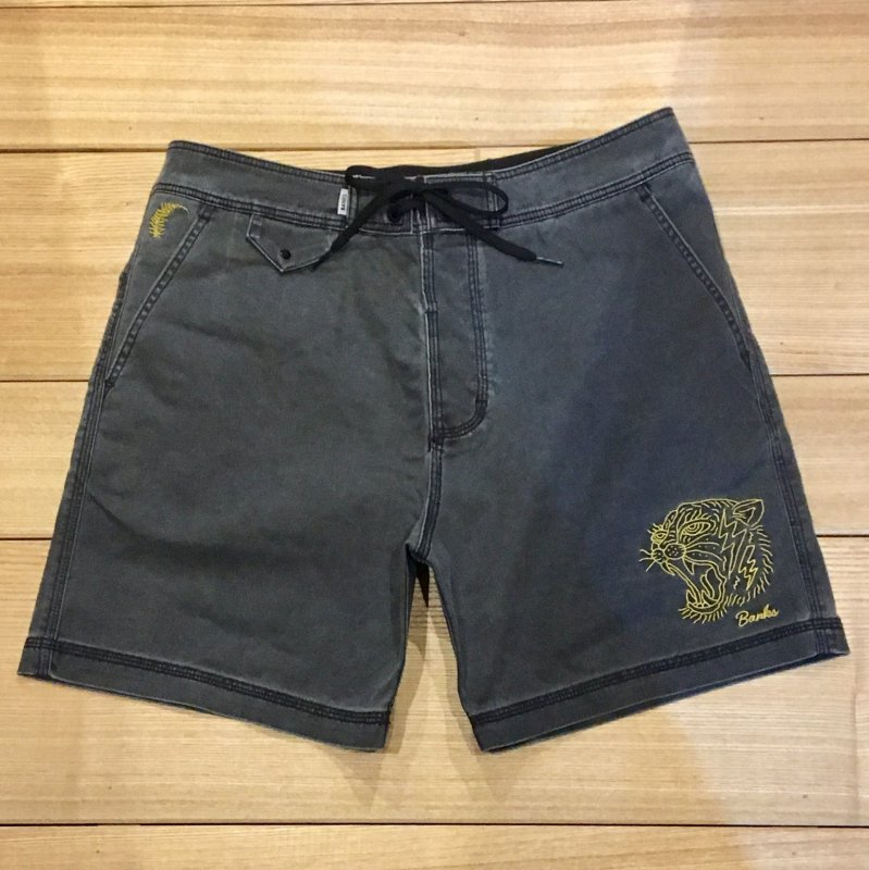 【BANKS】(バンクス) SAFARI BORDSHORT BS0117