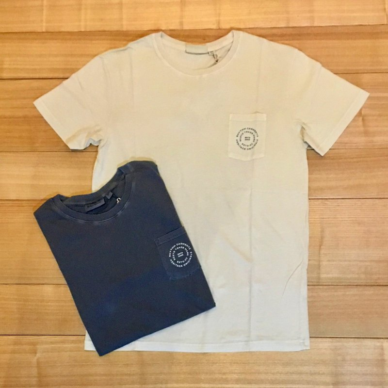 30%OFF【RHYTHM】(リズム)POCKET T-SHIRT JUL18M-PT02