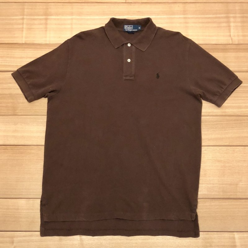 【USED】(ユーズド)POLO by Ralph Lauren 半袖 ポロシャツ 180603R8