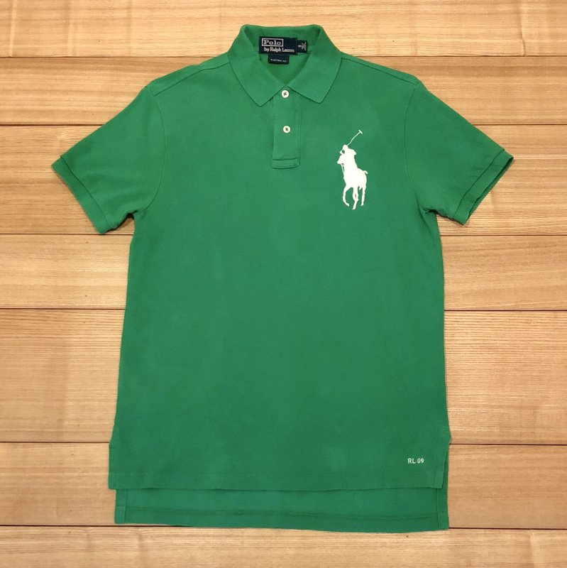 【USED】(ユーズド)POLO by Ralph Lauren 半袖 ポロシャツ 180603R11