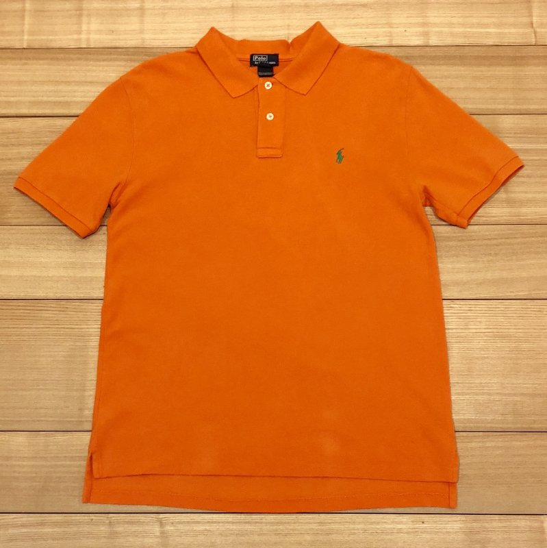 【USED】(ユーズド)POLO by Ralph Lauren 半袖 ポロシャツ 180621R1