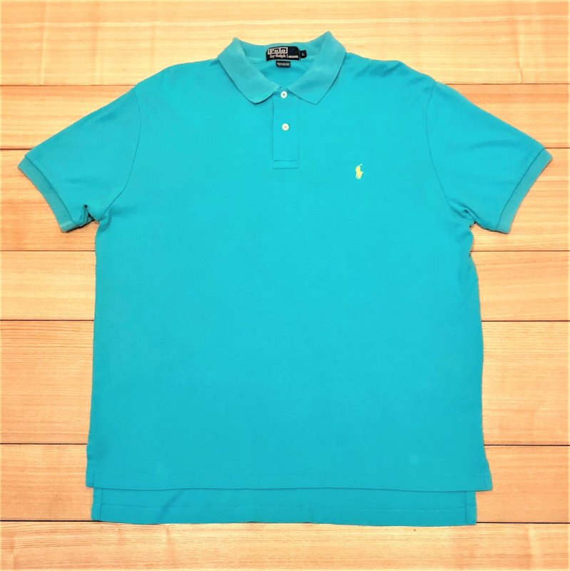 【USED】(ユーズド)POLO by Ralph Lauren 半袖 ポロシャツ 180630R10