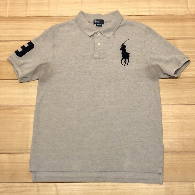 【USED】(ユーズド)POLO by Ralph Lauren 半袖 ポロシャツ 180630R7