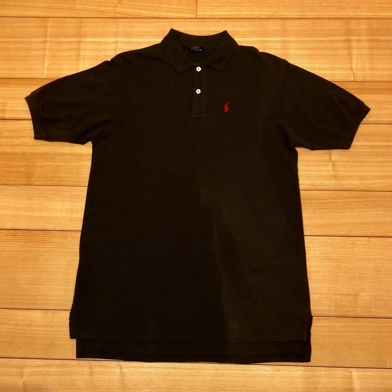 【USED】(ユーズド)POLO by Ralph Lauren 半袖 ポロシャツ 180630R13