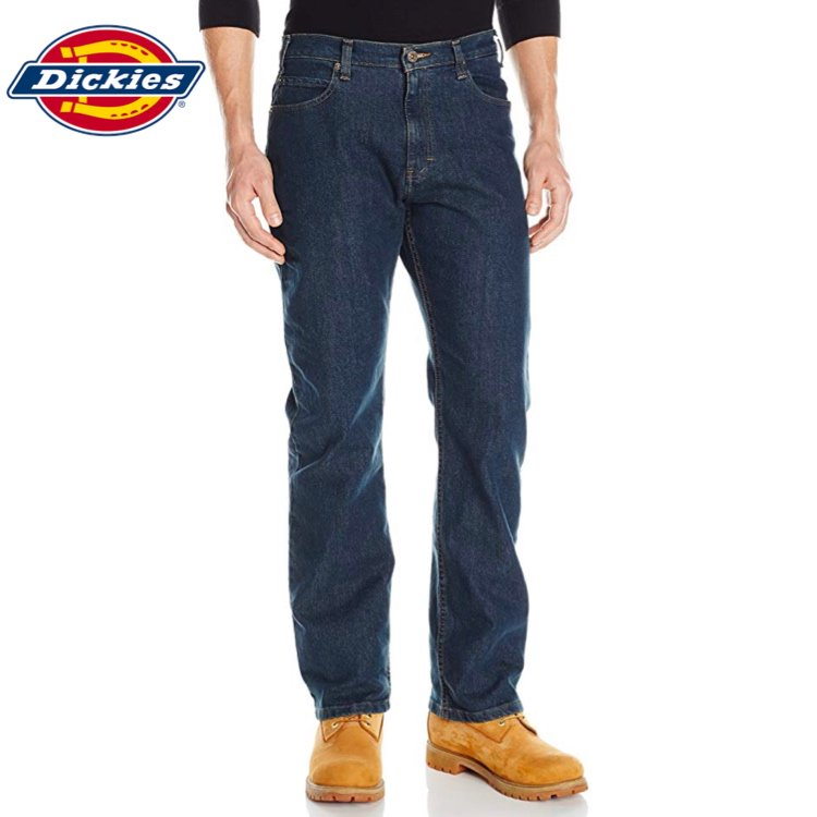 USAモデル【Dickies】(ディッキーズ) 5 Pocket Relaxed Fit Jeans 5ポケット リラックスフィット ジーンズ DP810