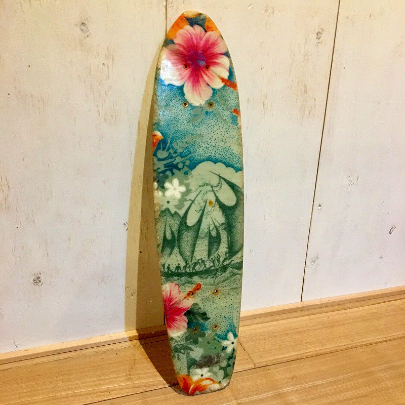 60's【VINTAGE】(ヴィンテージ) SKATE BOARD DECK スケートボード デッキ USF0221003B