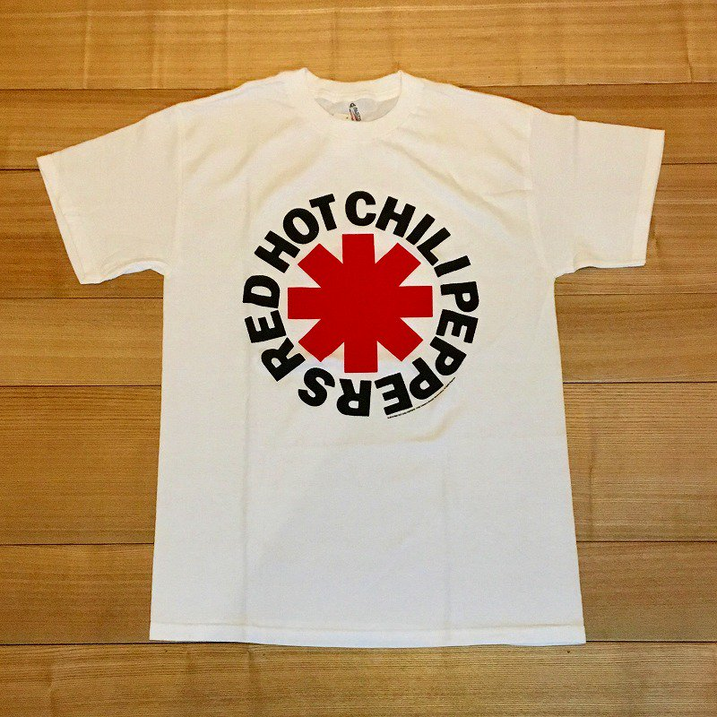 【OFFICIAL TEE】(オフィシャルTシャツ)RED HOT CHILI PEPPERS レッチリ アスタリスク ロゴ バンド Tシャツ