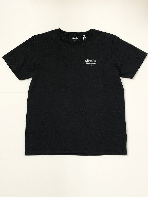 30%OFF【AFENDS】(アフェンズ)Party Wave Tee S/S 半袖 Tシャツ JM201031