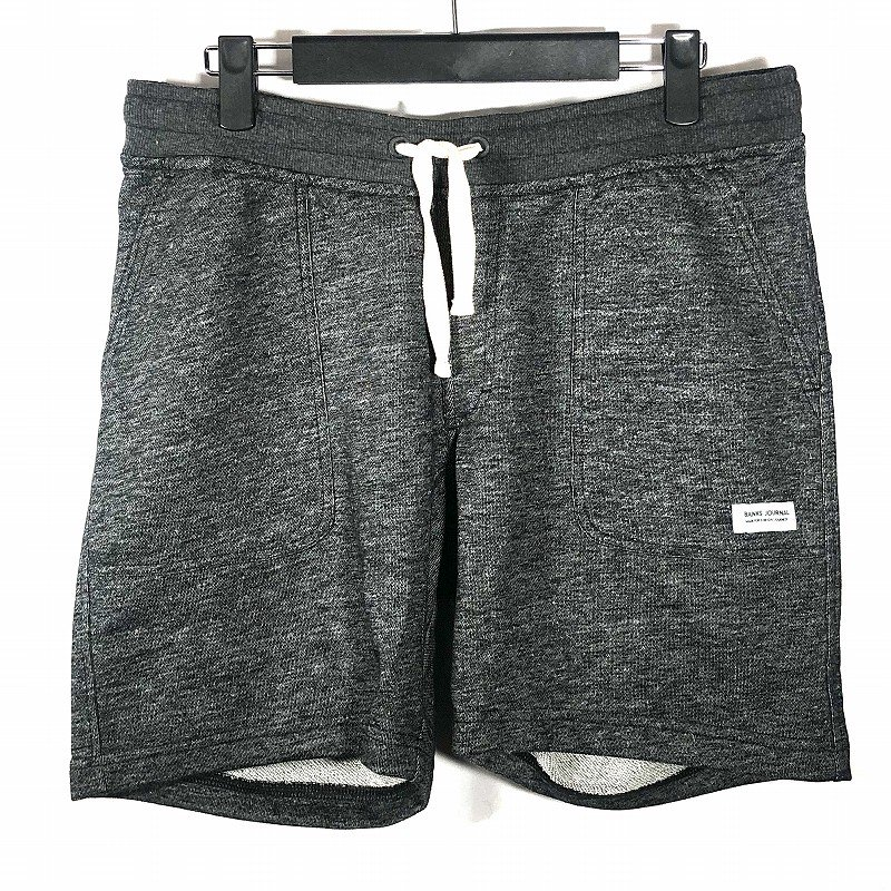 20SS【BANKS】(バンクス) BIG BEAR FLEECE WALK SHORT ショーツ WSE0004