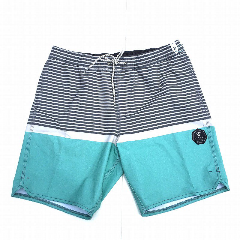 30%off【VISSLA】(ヴィスラ)The Worlds Best 17.5''Ecolastic SHORT ショーツ M1310TWB20SU
