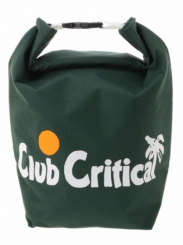 【CriticalSlide】(クリティカルスライド)ROLL TOP LUNCH BAG ランチバッグ DRG2004