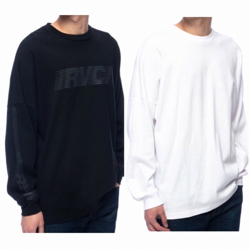<img class='new_mark_img1' src='https://img.shop-pro.jp/img/new/icons5.gif' style='border:none;display:inline;margin:0px;padding:0px;width:auto;' />21AW【RVCA】(ルーカ)メンズ LA84 L/S 長袖 Tシャツ BB042052