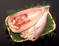 甘鯛開き 1枚 150g〜250g