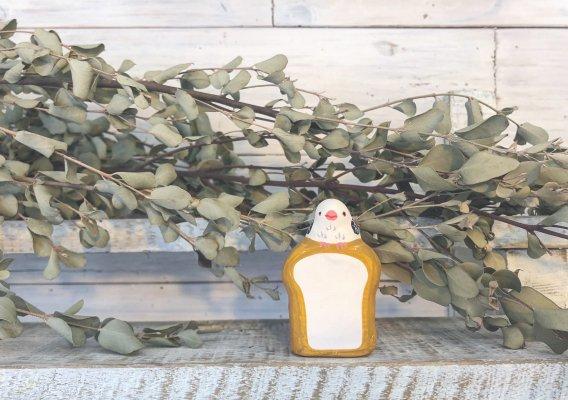 琉球張り子 鳩パン 玩具ロードワークス