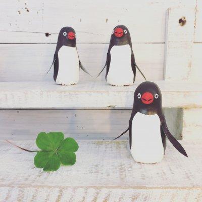 琉球張り子 ペンギン