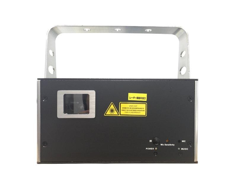 ■レンタル(往復送料込み)■RGB Laser■FINE1W■小型カラー高出力1000mw 20kpps