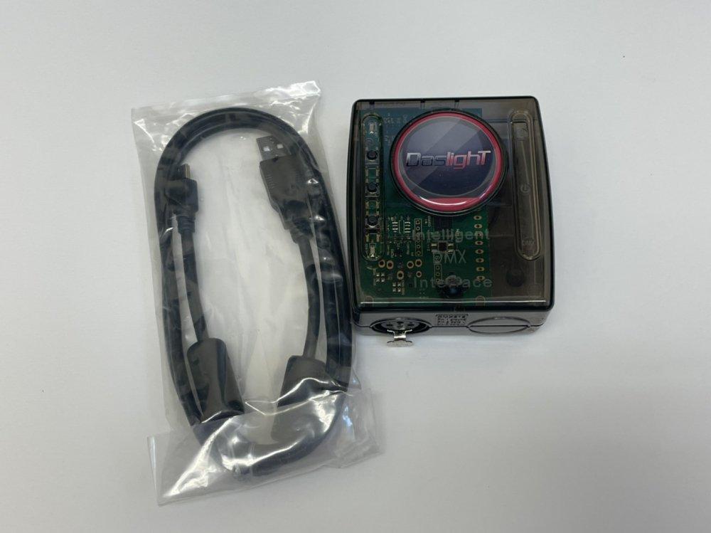 Daslight  デモ機材 DVC3 512  SIUDI9B