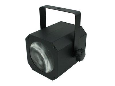 ■値下げ■ZIP-1■LEDエフェクトライト■小型LEDが赤40 緑40 青40 白60個 合計10W相当搭載 オート、サウンド、DMX制御可能