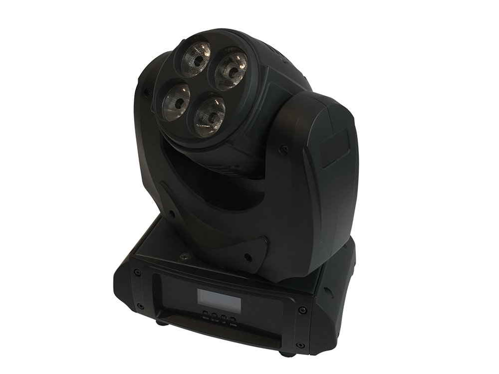 ■LED ムービング■Two-Face Moving Head Light 8*4-in-1 RGBW