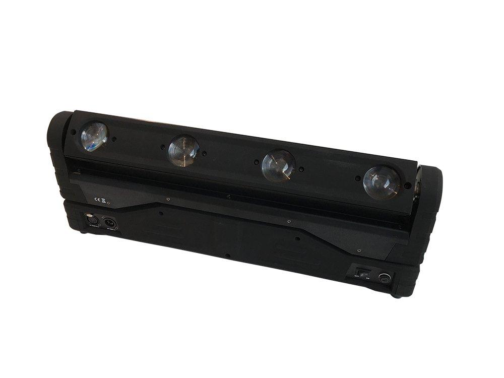 ■値下げ■LEDバータイプ ムービング■DMX操作可能■ LED Moving Head 4-in-1 10W RGBW