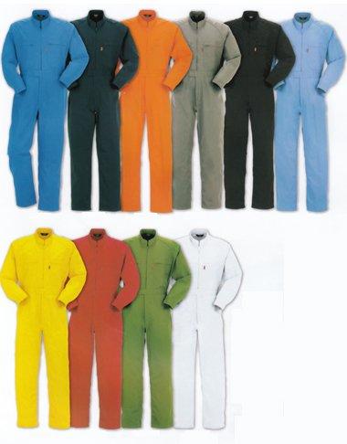6100 豊富なカラー 豊富なサイズ 自分スタイルツナギ服