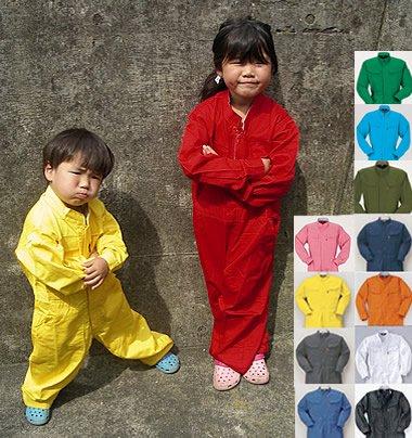 DON 127 キッズツナギ服