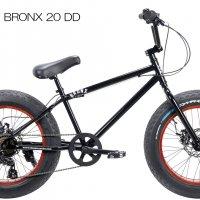 ブロンクス BRONX 20DD 20 x 4.0 7段変速 ファットバイク 自転車 20インチ