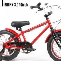 ブロンクス BRONX 3.0 16インチ 変速なし ファットバイク 子供用自転車