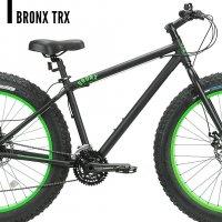 ブロンクス BRONX TRX 26inch 24段変速 ファットバイク 自転車 26インチ