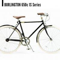 BURLINGTON 650C 1S ホリゾンタル 470mm シングル バーリントン