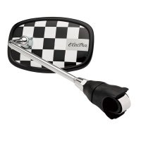 ELECTRA CRUISER HANDLEBAR MIRROR BLACK/WHITE